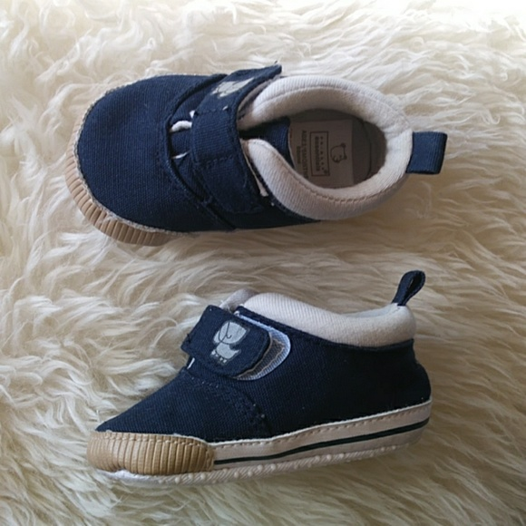 Primark Shoes   2x2 Offer Navy Baby